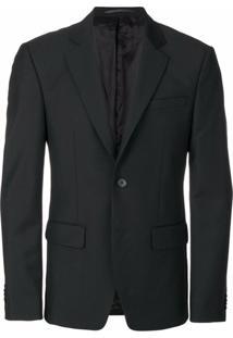 Givenchy Blazer Com Detalhe De Estrela - Preto