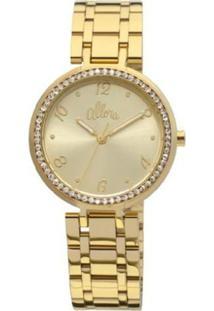 Relógio Feminino Allora Al2035Jh/4D - Unissex
