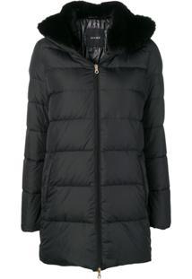 Duvetica Puffer Jacket - Preto