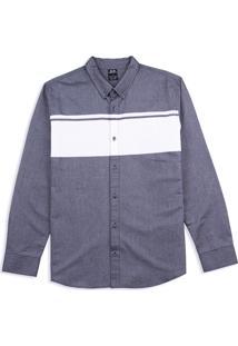 Camisa Manga Longa Sims Oakley