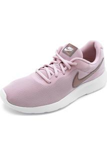 Tênis Nike Sportswear Wmns Tanjun Rosa
