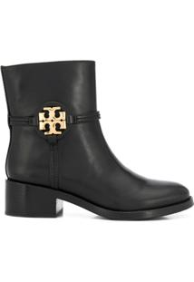 Tory Burch Ankle Boot Miller - Preto