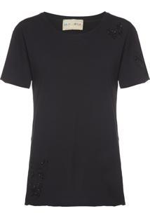 ae0d2b6244 Camiseta Andrea Bogosian Curta feminina