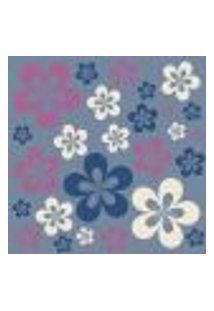 Papel De Parede Autocolante Rolo 0,58 X 5M - Floral 18