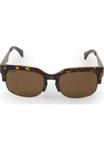 5c767a3af R$ 99,00. Off Premium Óculos De Sol Premium Feminino Dourado Euro