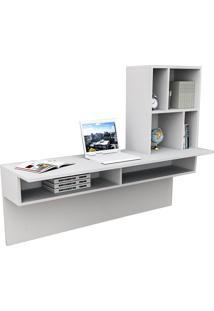 Escrivaninha Home Work Smart Branco Appunto
