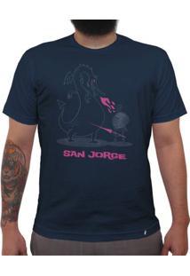 San Jorge - Camiseta Clássica Masculina