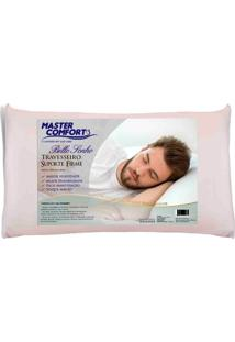 Travesseiro Fibra Suporte Firme Altura 15 Cm