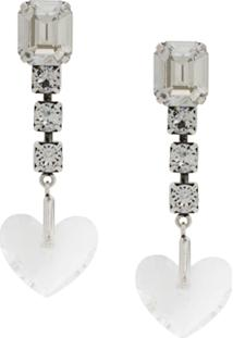 Isabel Marant True Love Earrings - Metálico