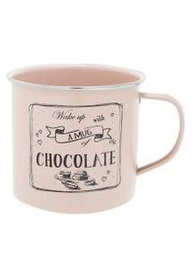 Caneca Chocolate Lovely 100 Ml - Home Style
