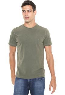 Camiseta Aramis Stone Verde
