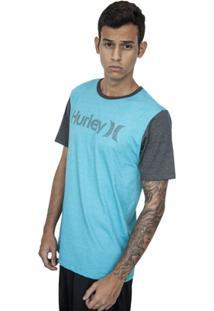 Camiseta Hurley O&O Push Through - Masculino