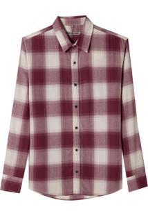 Camisa Diogo (Xadrez, M)
