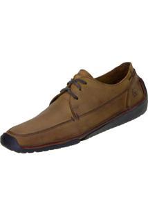 Sapato Social Hayabusa Duna Marrom