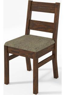 Cadeira Macica Tecido Chenille Liso 6176 - Sun House
