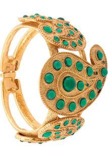 Oscar De La Renta Bracelete Taj - Dourado
