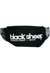 Pochete Black Sheep Smith Preta
