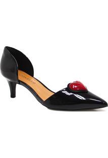Sapato Cecconello Scarpin Patches