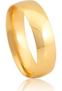 Aliança De Casamento Em Ouro 18K 5,8Mm