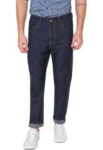 Calça Jeans Osklen Reta Leblon Azul