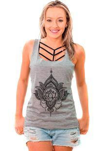 Regata Shop225 Flor De Lotus Mescla