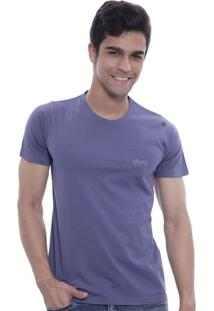 Camiseta Oitavo Ato Monitor Azul Indigo