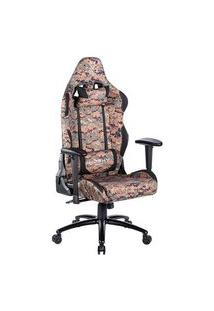 Cadeira Gamer Husky Gaming Tactical Digital Marpat - Htt-Dm