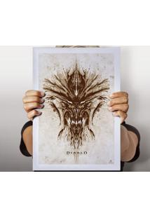 Poster Diablo Rorscharch