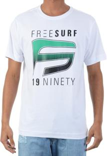 Camiseta Freesurf Maldivas - Masculino