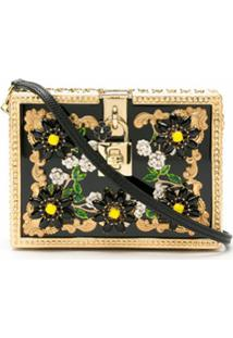 Dolce & Gabbana Bolsa Dolce Box - Preto