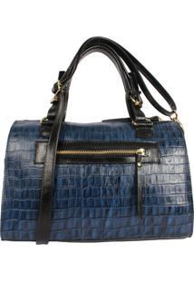 Bolsa Yasrro Nessie Azul