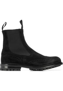 Tricker'S Ankle Boot Henry - Preto
