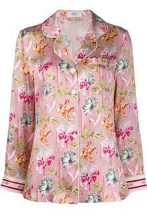 Liberty London Pijama Bettina De Seda - Rosa