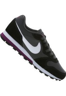cb67e5494270c ... Tênis Nike Md Runner 2 - Feminino - Cinza Escuro Preto R 279 ...