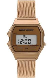 Relógio Mormaii Digital Maui Vintage Feminino - Feminino