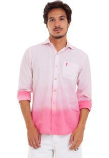 Camisa Joss Dêgrade Rosa