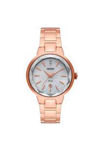 Relógio Orient Feminino Eternal Analógico Dourado Frss1055-B1Rx