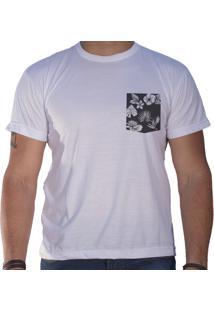 Camiseta Sandro Clothing Lee Branc