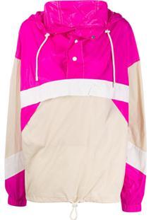 Isabel Marant Oversized Pullover Jacket - Rosa
