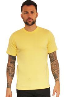 Camiseta Versatti Fram Amarela
