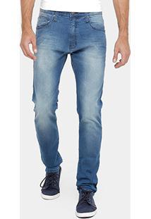 Calça Jeans Colcci Pedro Indigo Masculina - Masculino