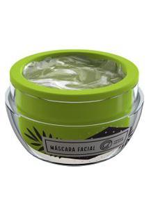 Máscara Facial Argila Verde Chata De Galocha 50G Único