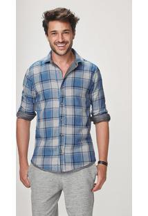 Camisa Slim Adulto Malwee