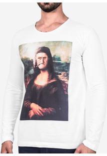 Camiseta Hermosa Lisa 102761