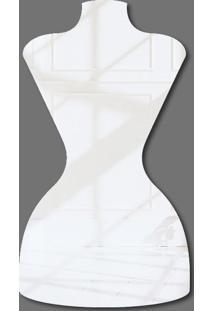 Espelho Decorativo Manequim