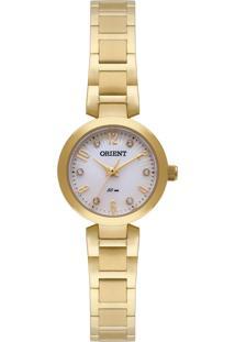 Relógio Orient Feminino Fgss0068 S2Kx Dourado