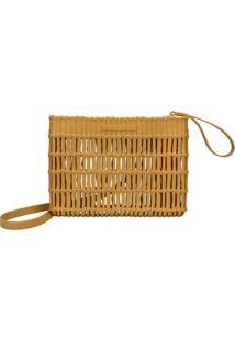 Bolsa Melissa Pequena Amarela