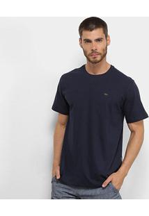 Camiseta Oakley Patch 2.0 Masculina - Masculino-Marinho