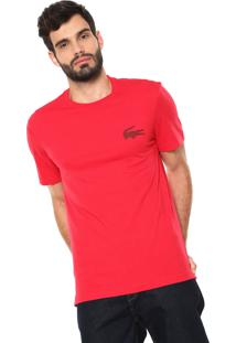 b0b0f96aa59 Camiseta Lacoste Ombro masculina