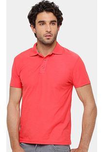 Camisa Polo Blue Bay Flamê Masculina - Masculino